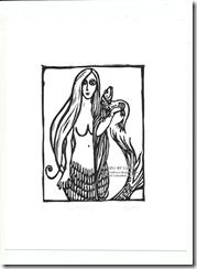 Fish-Wife-Mermaid-linocut