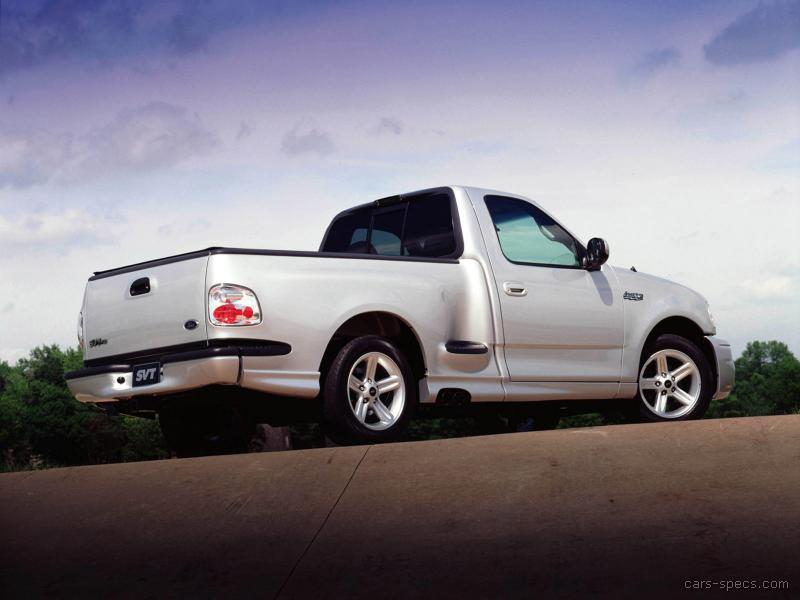2004 ford f 150 svt lightning specifications pictures prices. Black Bedroom Furniture Sets. Home Design Ideas
