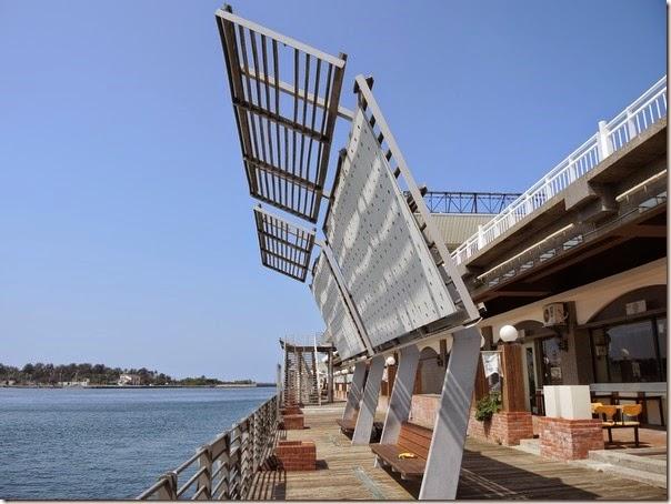 碧海碼頭的海景3
