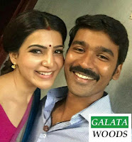 Samantha Goes No Makeup for Vada Chennai Movie With Dhanush