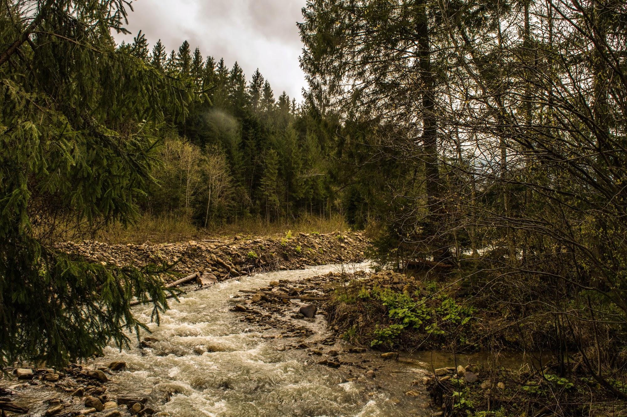 річка Котелець