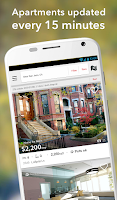 Screenshot of Apartment & Rental Home Search