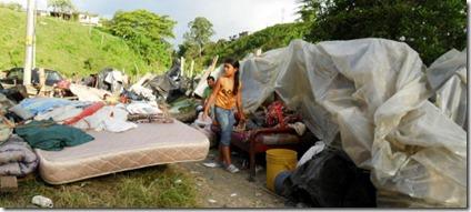 Viviendas FARC