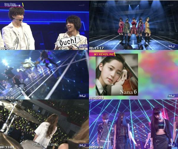 [TV-Variety] Music Japan – 2016.02.22