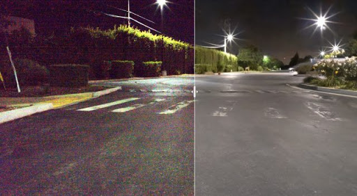 Machine Learning Works Wonders On Low-Light Images
