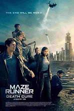 Maze Runner La Cura Mortal (2018)[DVDRip] [Latino] [1 Link] [MEGA] [GDrive]