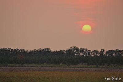 Sunset August 30