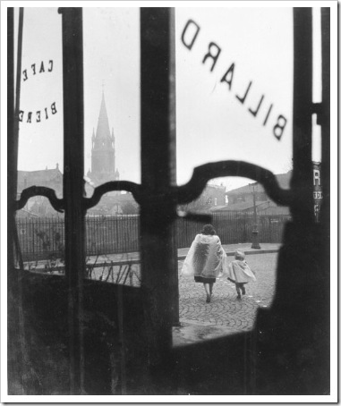 Willy Ronis, Rue Henri-Chevrau