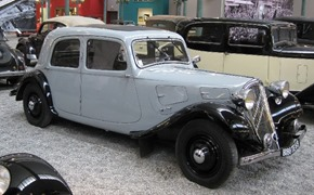 Citroen 1934 Traction Avant