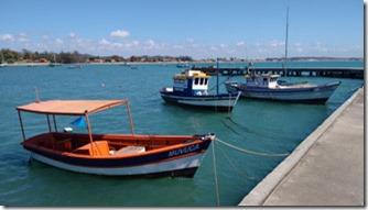 barcos-de-pesca-no-pier-do-porto-em-manguinhos