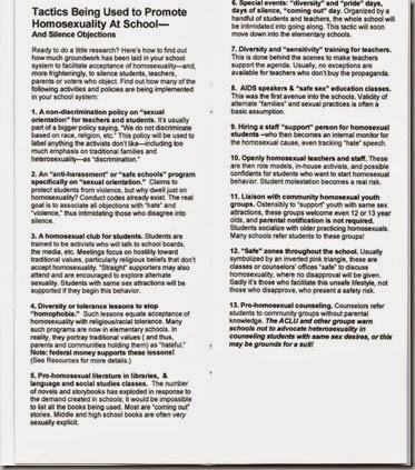 Tactics brochure