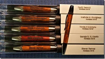 Worldcon Pens