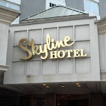 skyline hotel in New York City, New York, United States