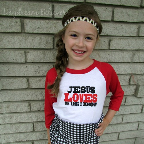 Daydream Believers for Tink and Key Stylish Tween Girls Tee and Shorts