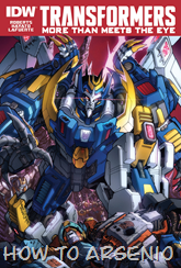 Actualización 25/04/2015: Transformers - More than Meets the Eye #39 por Darkscreamer, Byjana y Serika.