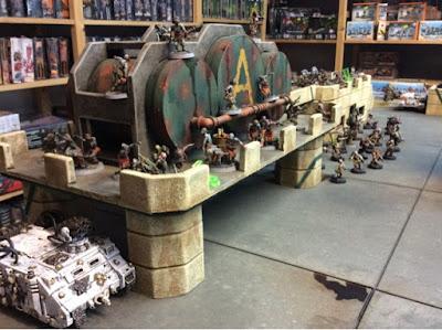 La Guardia de la Muerte despliega sus tropas ante el inminente enfrentamiento