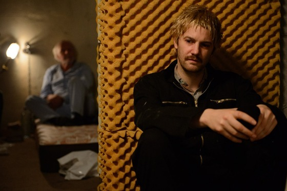 Jim Sturgess is Cor van Hout in Kidnapping Freddy Heineken