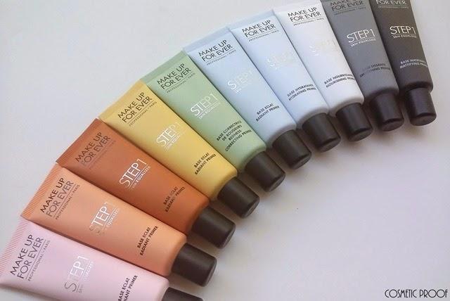 Make Up For Ever Skin Equalizer Giveaway