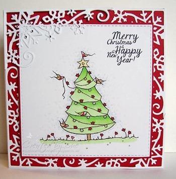 Sue - Christmas tree