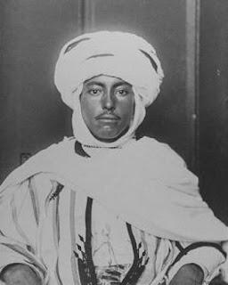 Un mystérieux Algérien à New York en ..1892!