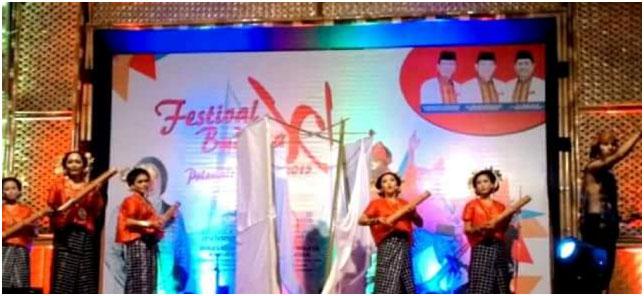 sikola paqbanua festival budaya polman 2015