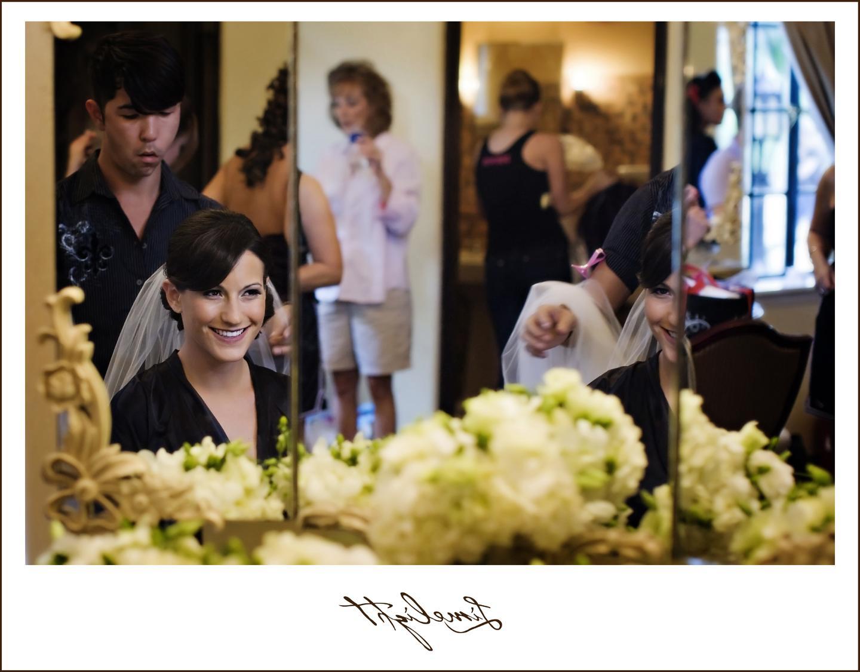 Museum-All white wedding