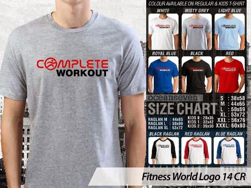 KAOS Complete Workout Fitness & Gym Series distro ocean seven