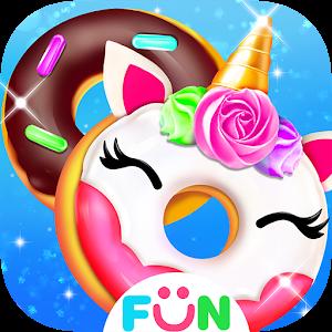 Cook Donut Maker - Unicorn Food Maker For PC / Windows 7/8/10 / Mac – Free Download