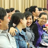 Hình ảnh hội thảo Khám Phá Bí Mật Tư Duy Làm Giàu - Ngày 4/11/2014