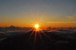 Top of Haleakala