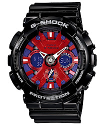 Casio G-Shock : GA-120B-1A