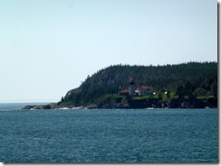 Looking at West Quoddy Head from Liberty Point C Island