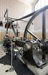 Horizontal engine in the Aymerich, Amat i Jover textile mill/industry museum in Terrassa, CC Xavier de Jauréguiberry http://goo.gl/6WwkC