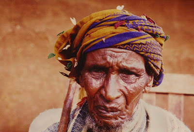 Borana elder