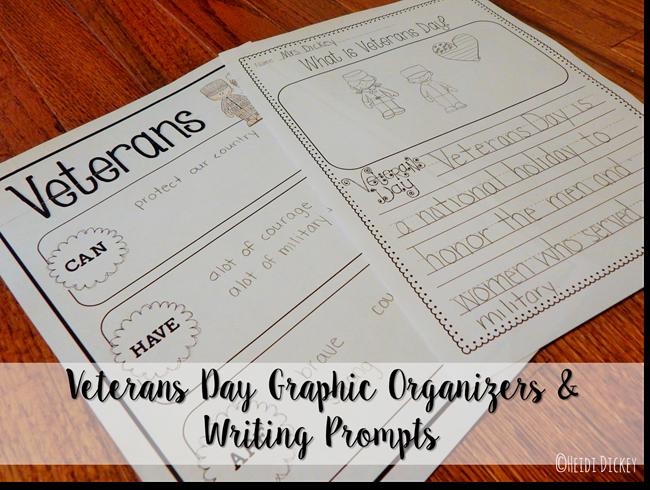 VeteransDayGraphicOrganizers1
