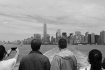 Iconic New York Manhattan Waterfront View
