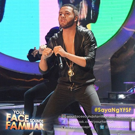 Sam Concepcion as Jason Derulo