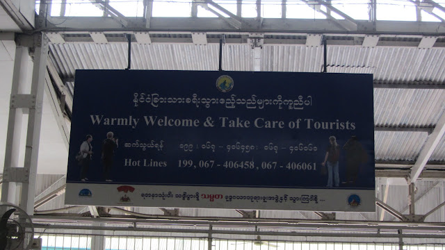 With sanctions lifting, tourism is taking off in Burma.