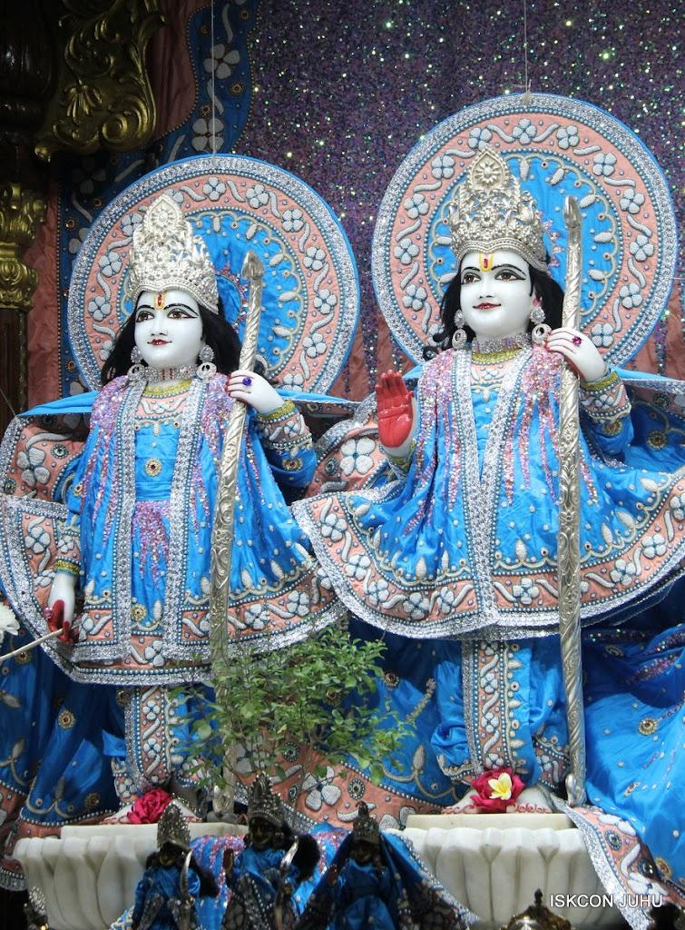 ISKCON Juhu Mangal Deity Darshan 11 Feb 16 (2)