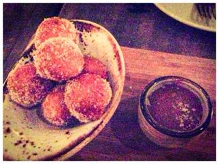 Portland Variety beignets