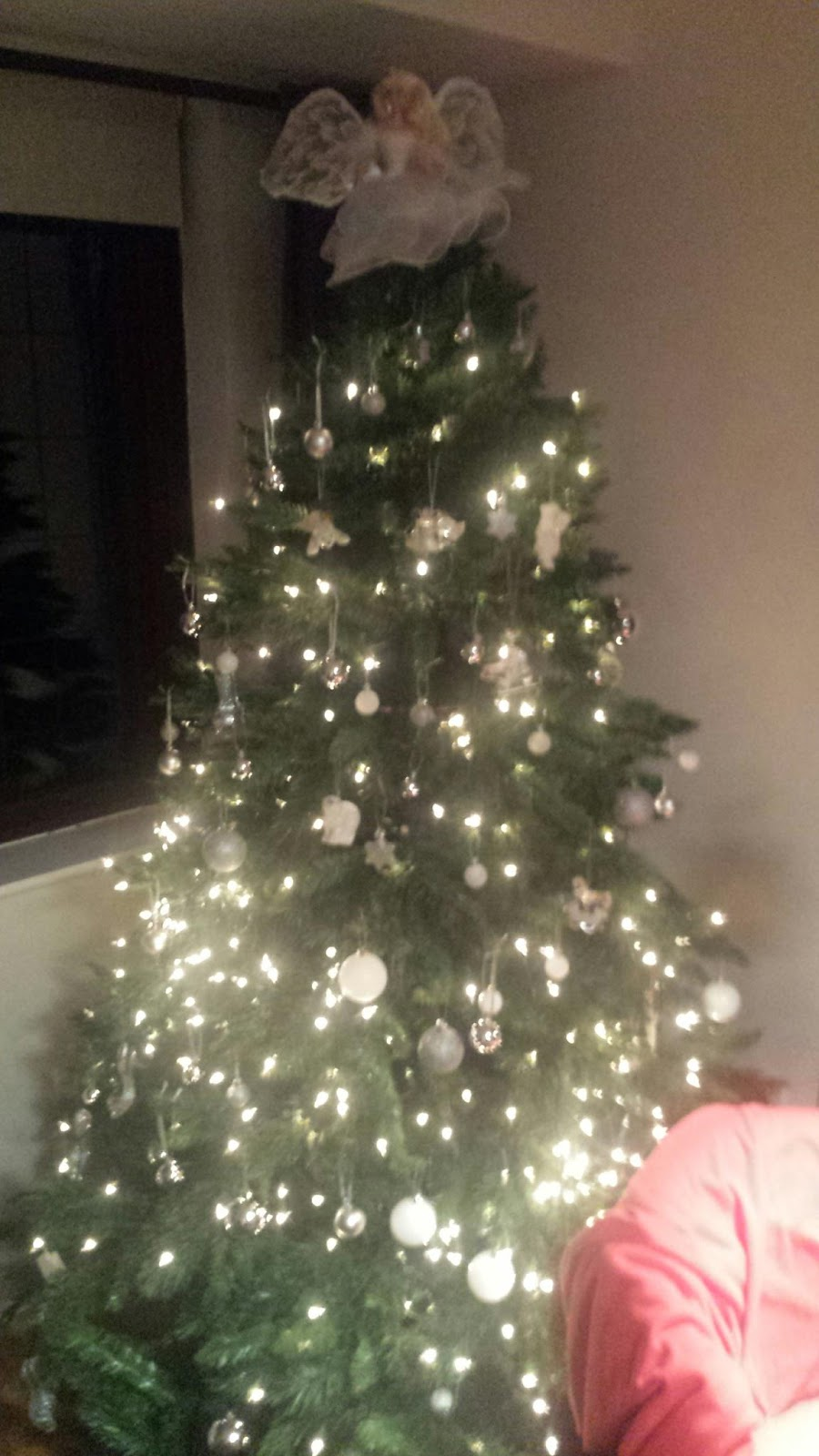 Charming Fairy On Christmas Tree Part - 14: Christmas Tree 2015