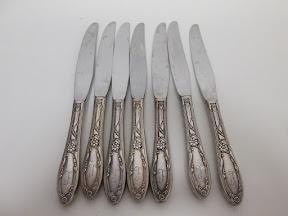 Sterling Knife Lot