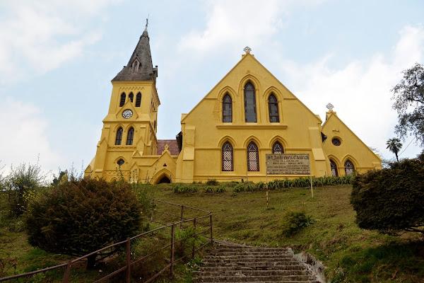 церковь святого андрея дарджилинг