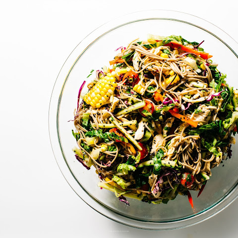 Cold Soba Summer Salad