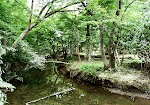 Rock Creek, near Meadowside Nature Center, Rock Creek Park, Rockville, Maryland.