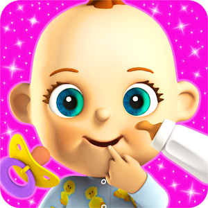 Talking Babsy Baby: Baby Games For PC / Windows 7/8/10 / Mac – Free Download