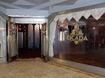Entrance to the Cicada