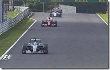 Lewis Hamilton vince il gran premio del Giappone 2015