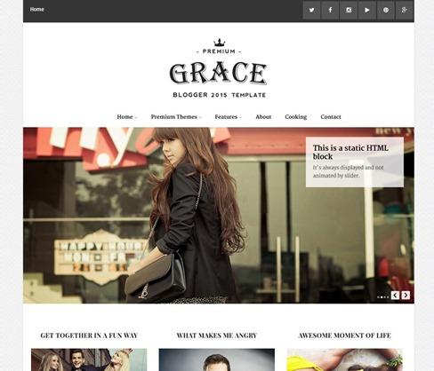 grace-template