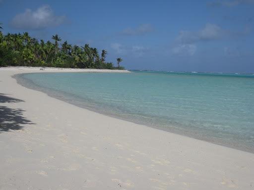 Tapuaetai - One Foot Island